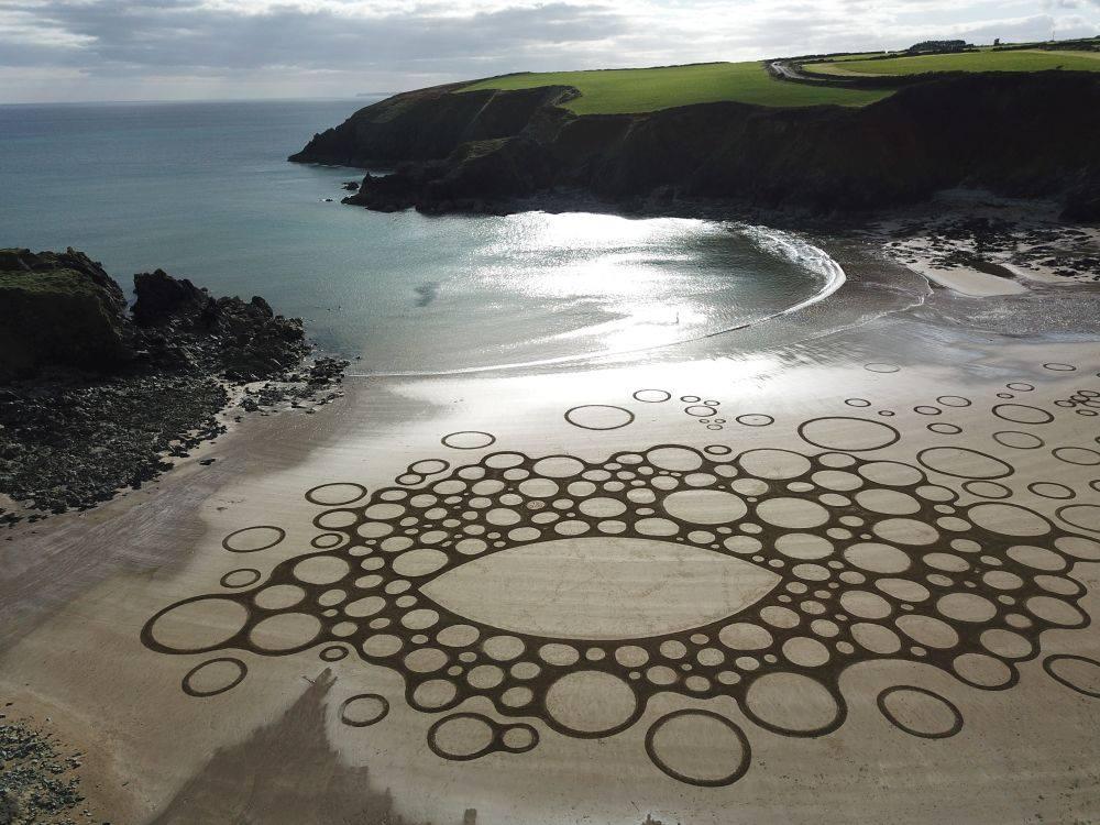 Beach Art Ireland