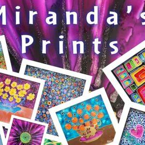Mirandas Prints