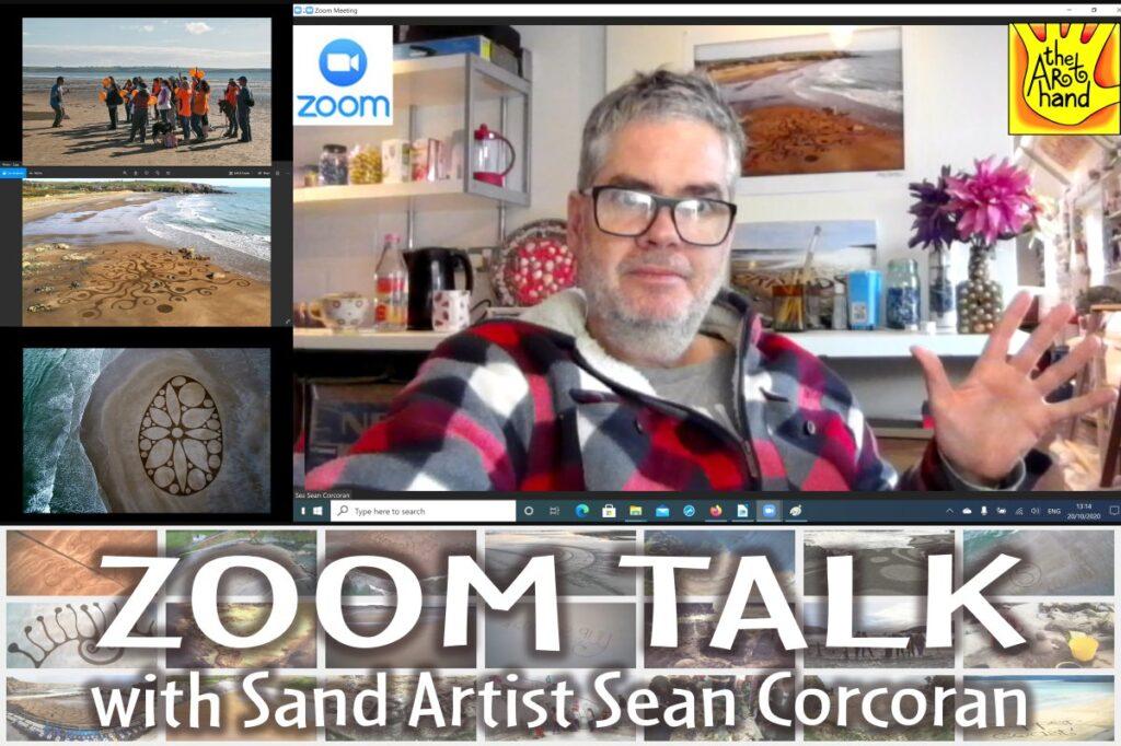 Online Artist Talks